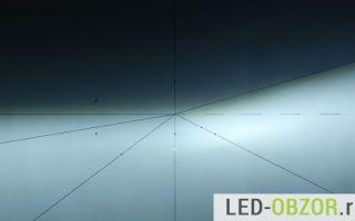 Обзор светодиодных ламп h7 xd