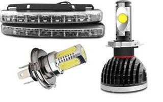 Параметры светодиодных ламп для дхо, птф, ближнего, дальнего