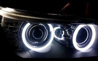 Световой поток светодиодных ламп и накаливания