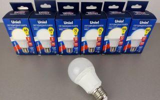 Uniel – производители светодиодных ламп