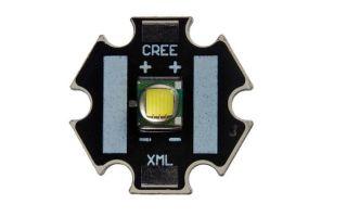 Характеристики cree xm-l t6 led