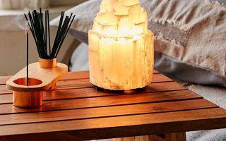 Соляные лампы – польза и вред. инструкция по применению