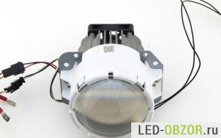 Обзор светодиодной линзы luma