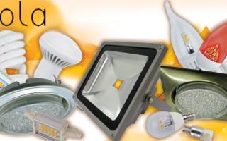 Ecola – производители светодиодных ламп