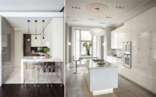 Как выбрать люстру для кухни (стиль, цвет, материал)