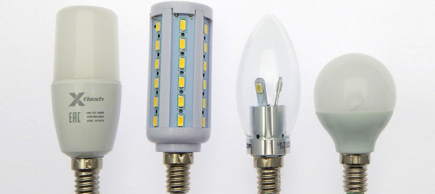 Светодиодные лампы для дома, как выбрать