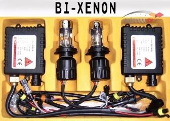 Биксенон h4: как подключить к проводке, особенности установки