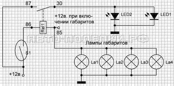 Дхо на ваз 2110 своими руками: установка и подключение