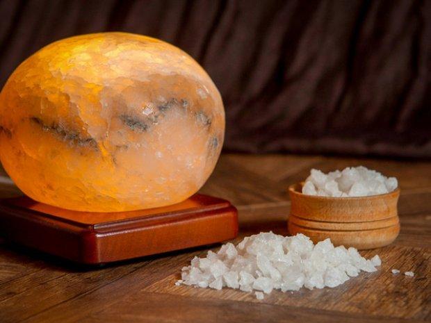 Соляные лампы - польза и вред. Инструкция по применению