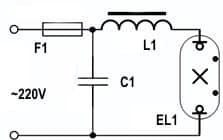 Лампа дрл: технические характеристики и схемы подключения