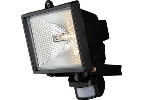 Как подключить датчик движения к светодиодному прожектору: схема и регулировка