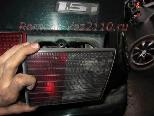 Не горят задние и передние габариты ваз 2112 — как поменять лампу