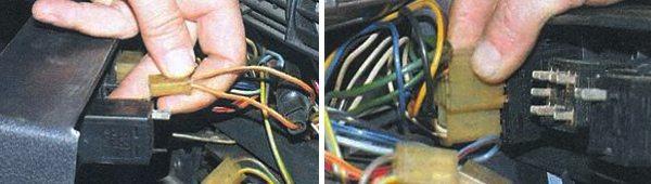 Задние фонари ваз 2109: распиновка, схема подключения, тюнинг