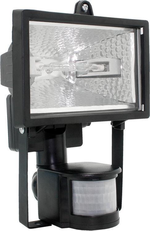 Галогенный прожектор 150 вт: характеристики, с датчиком движения