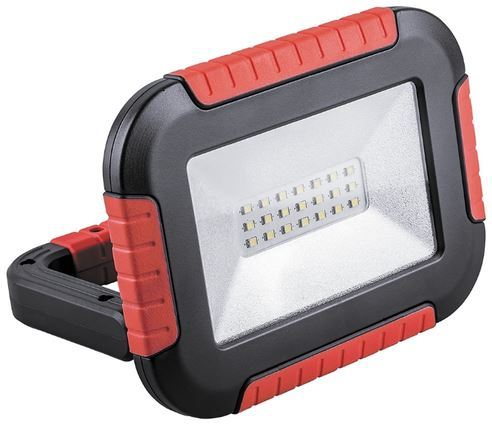 Аккумуляторный светодиодный прожектор или фонарь