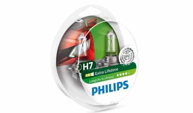 Лучшие автомобильные лампы h7: галогеновые, светодиодные
