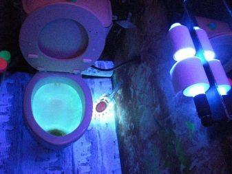 Подсветка для унитаза с датчиком движения: какую выбрать (фото)
