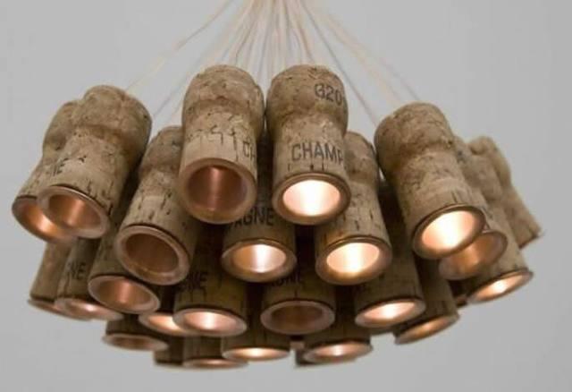 Деревянные люстры: необычные, для дома и дачи, своими руками
