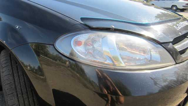 Лампа ближнего света шевроле лачетти: какая стоит, замена