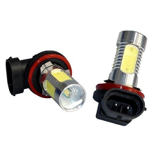 Автомобильные лампы h11: светодиодные, ксеноновые или галогеновые сравнение