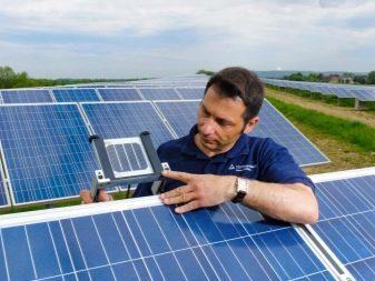 Установка солнечных батарей: выбор места, правила монтажа и размещения