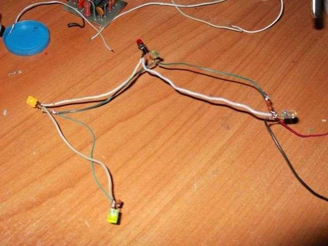 Гирлянда на батарейках: обзор моделей, как сделать своими руками
