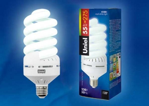 Энергосберегающие люминесцентные лампы: принцип работы, отличия