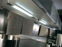 Подсветка рабочей зоны на кухне: варианты освещения (фото)