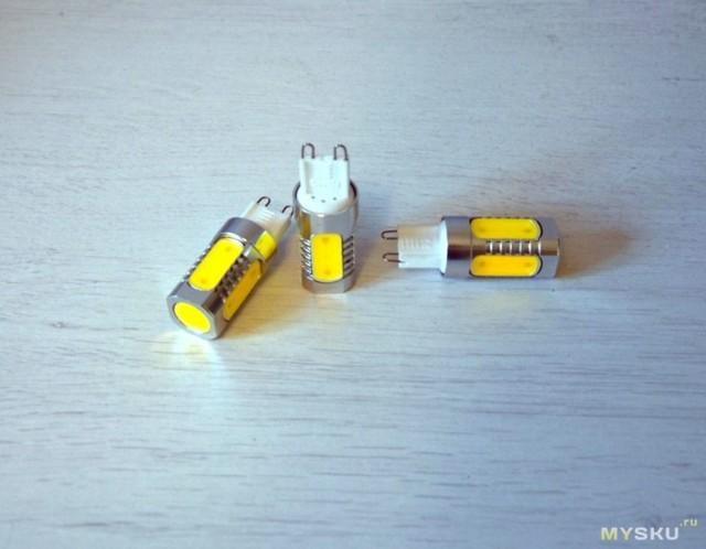 Цоколь g9 - конструкция, преимущества, фото