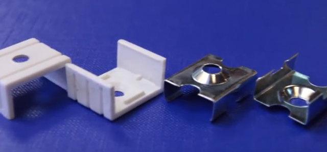Профиль для светодиодной ленты - как установить и использовать