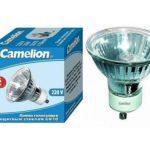 Галогеновые лампы: мощность, срок службы и световой поток