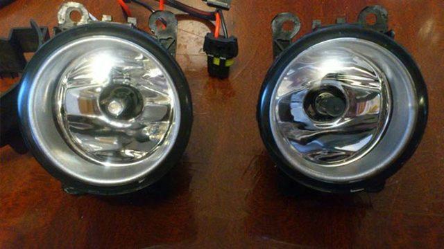Замена лампы ближнего света на рено логан: какие лампы нужны