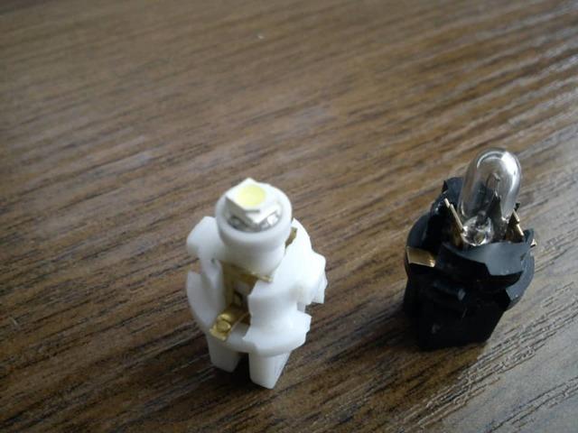 Замена лампочек в приборной панели на ладе приора: какие стоят,