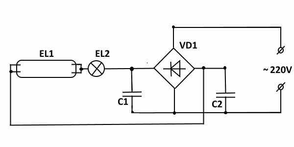 Дроссель для ламп: схема подключения, принцип работы, замена,