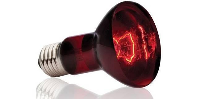 Инфракрасная лампа: для чего нужна, для обогрева и лечения