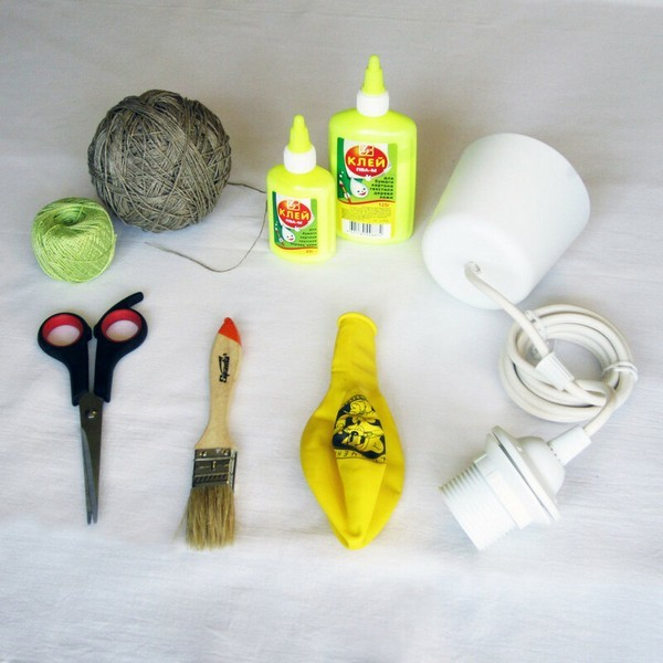 Люстра в детскую комнату своими руками: 5 интересных идей