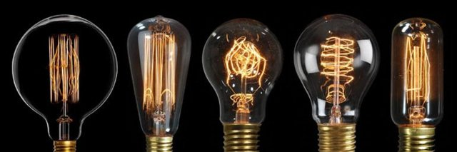 История изобретения лампы накаливания