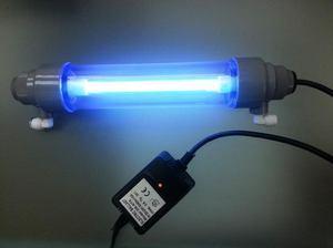 Ультрафиолетовые лампы: назначение и виды