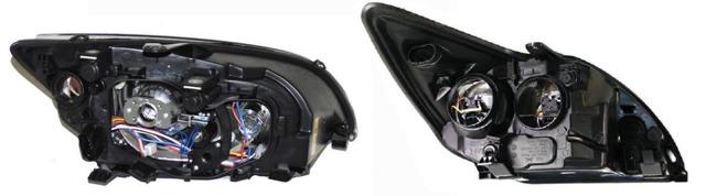 Замена лампы ближнего света форд фокус 2: рестайлинг и дорестайл