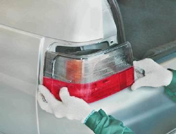 Задние фонари ваз 2112: расположение ламп, установка светодиодов