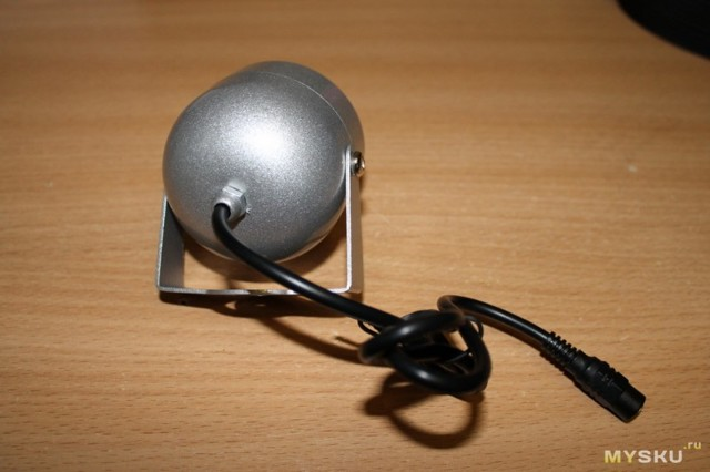 Инфракрасный фонарь для видеонаблюдения: как сделать своими руками