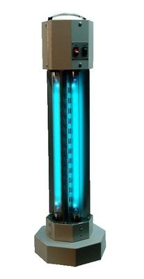 Бактерицидная лампа: устройство, инструкция применения
