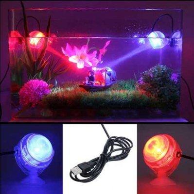 Как выбрать светодиодные лампы и светильники для аквариума