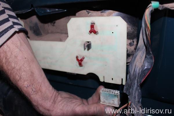Задние фонари ваз 2107: схема подключения, как снять, как улучшить