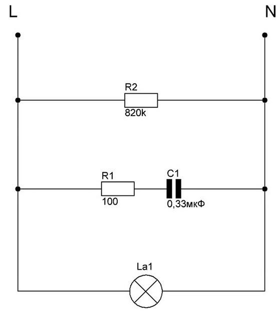 Почему светодиодная лента мигает или тускло горит