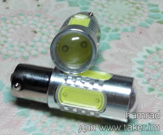 Светодиодные лампы p21w и p21/5w: что выбрать и установить