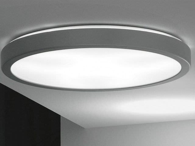 Потолочная круглая люстра: обзор видов и моделей
