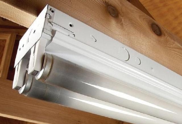 Как проверить люминесцентную лампу
