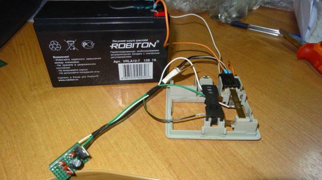 Плавное включение ламп накаливания (cхемы, устройство)
